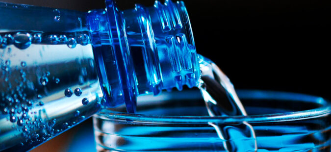 Stop bottled water