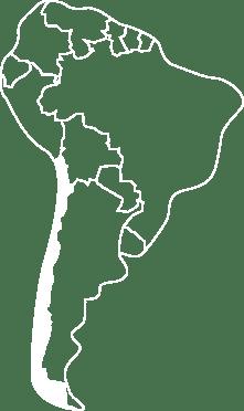 Mapa Chile Transparente