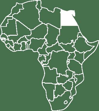 Mapa Egipto Transparente